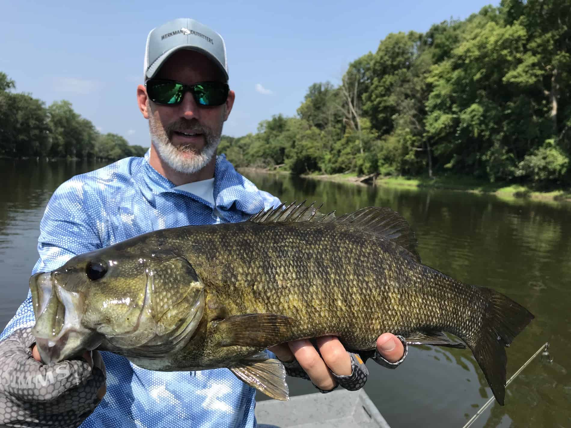Werkman Outfitters - Grand River Fishing Report | Grand